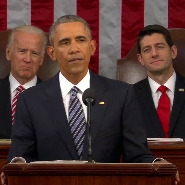 President Obama talks economy during State of the Union