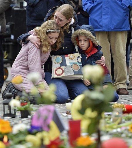 APTOPIX Belgium Attacks_124158