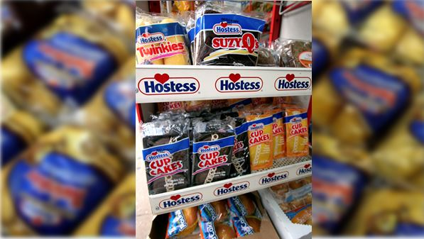 Many Hostess snacks recalled for possible peanut residue