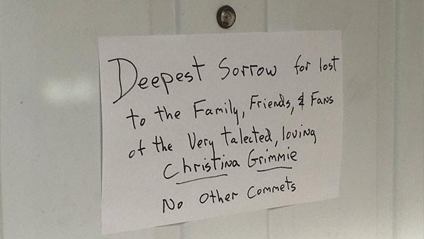 Nude christina grimmie Orlando Sentinel