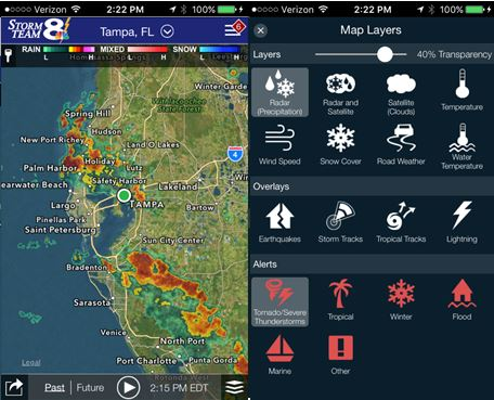 Be Storm Ready: Download 'Weather Max' for free