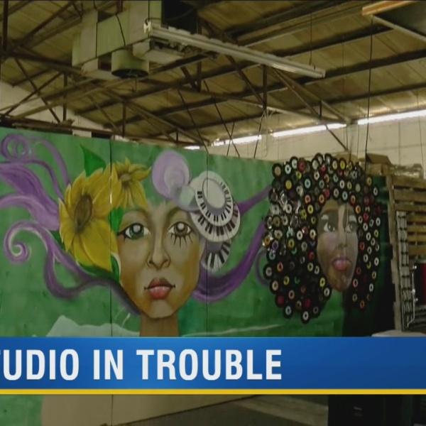 Lakeland art studio shut down over code violations