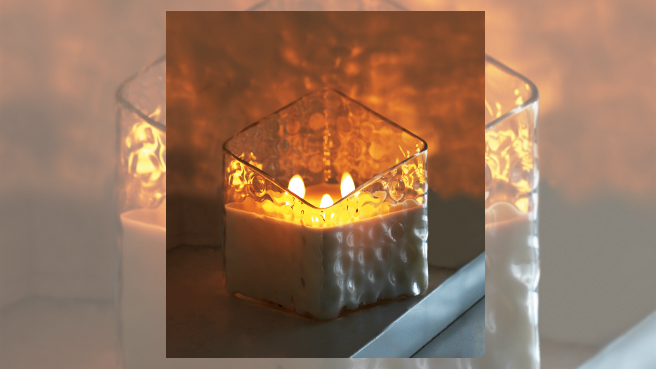Yankee Candle issues recall due to laceration hazard_262345