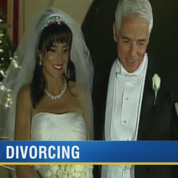 Florida US Rep. Crist seeks divorce after less than 9 years