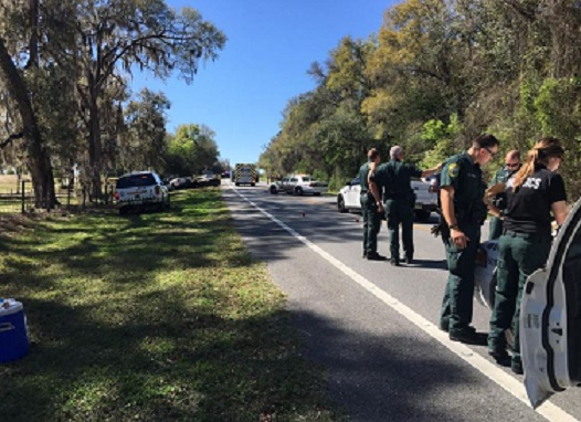 Man shot dead by deputies in Citrus County after car chase