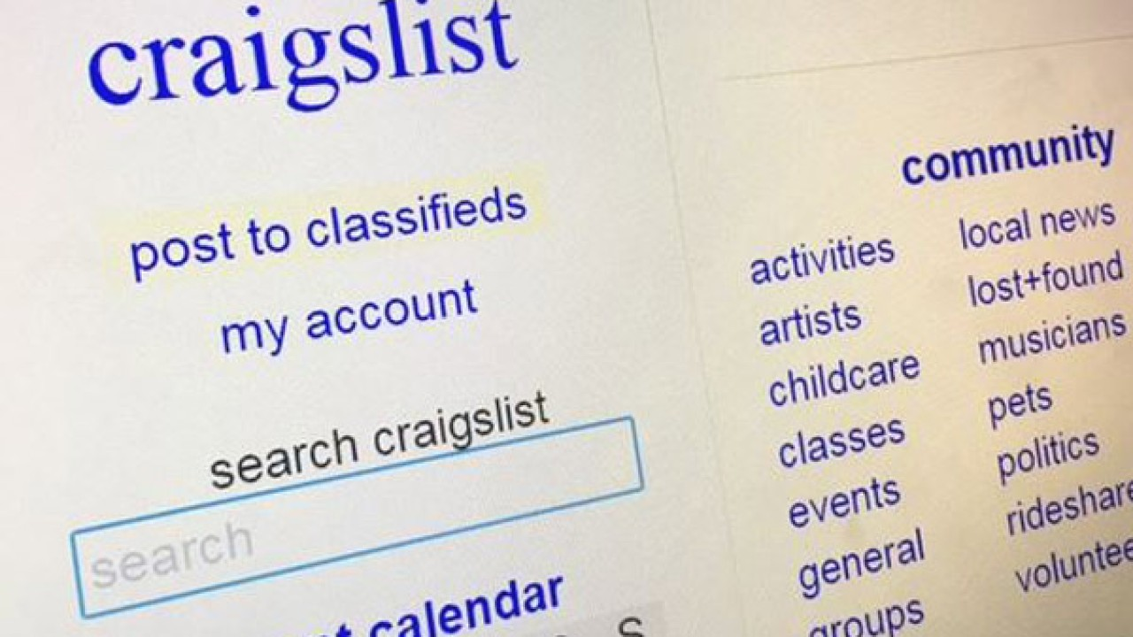 Craigslist Scammer List 2020.8 On Your Side How To Avoid Scammers And Criminals On