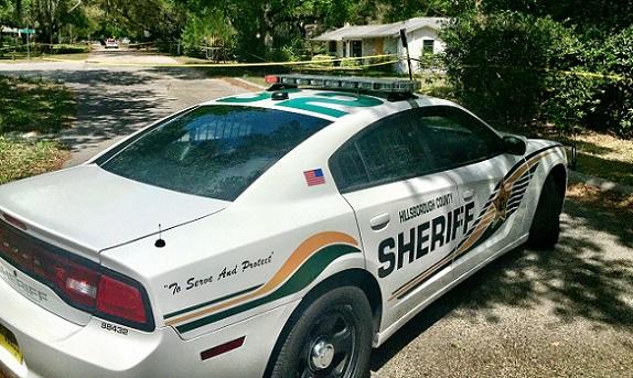Headlines: Burned body in Tampa backyard