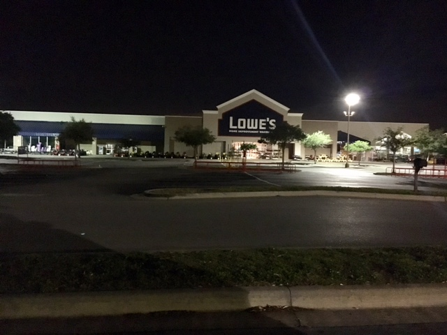 Lowes shoplifting incident_358116