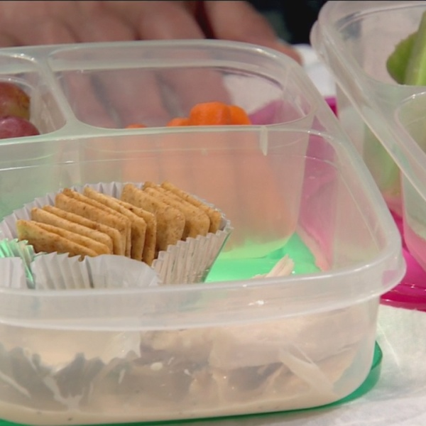 How to easily pack school lunches for kids