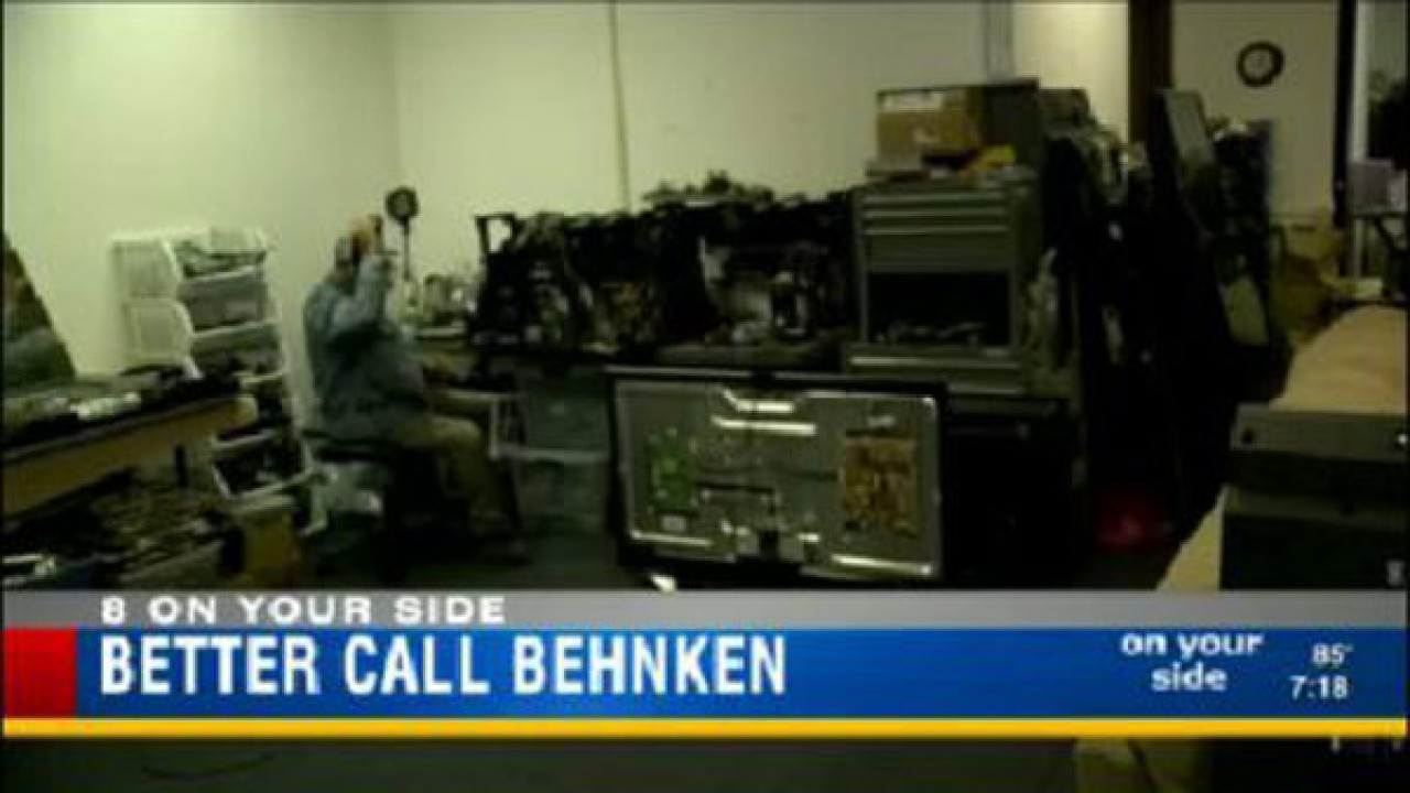 Complaints Piling Up Against Tampa Tv Repair Shop After Better Call Behnken Story