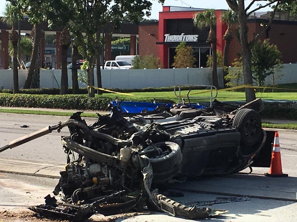 3 teen 'prolific offenders' dead after crashing stolen car