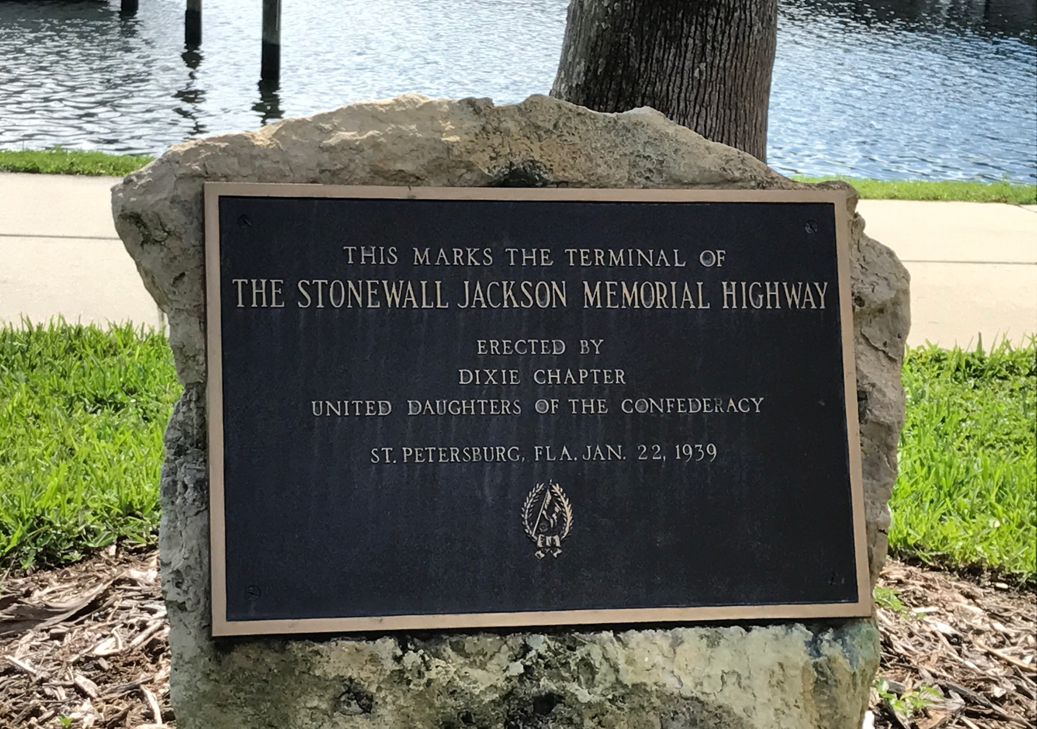 Stonewall plaque_428023