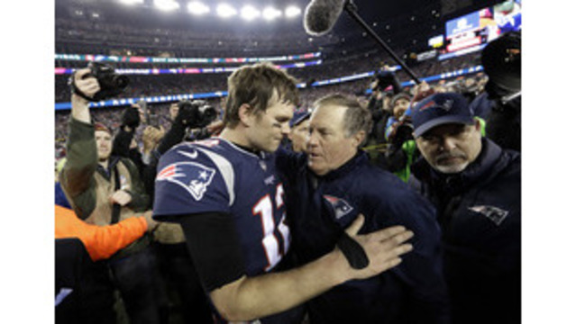 Tom Brady, Bill Belichick_549375