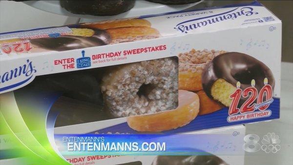 Birthday Celebration Tips with Entenmann's