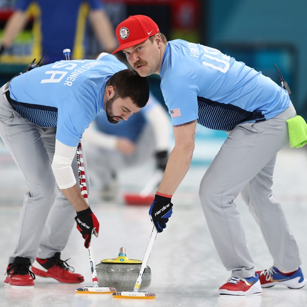 Curling – Winter Olympics Day 15_573547