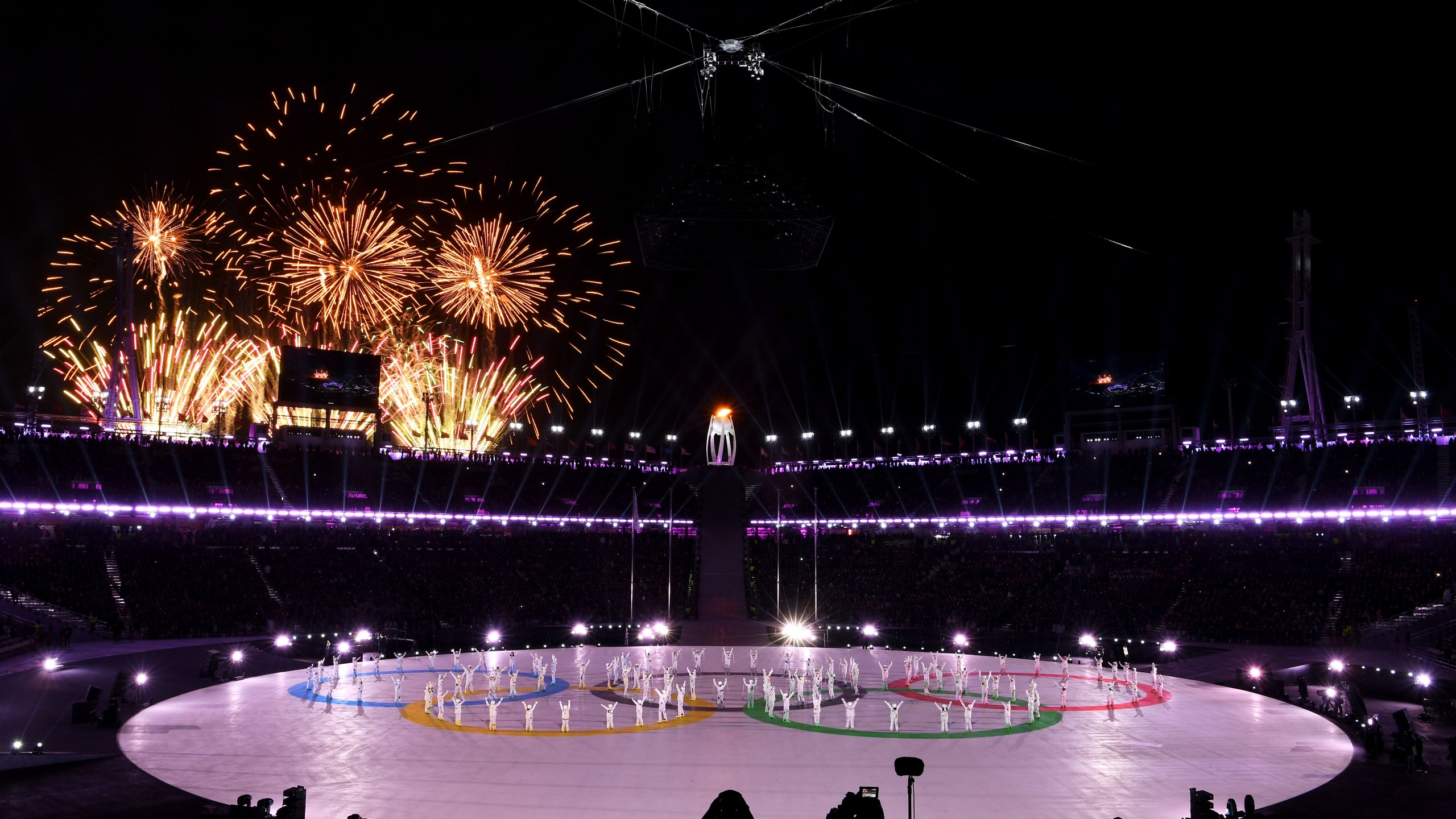 2018 Winter Olympic Games – Closing Ceremony_574078