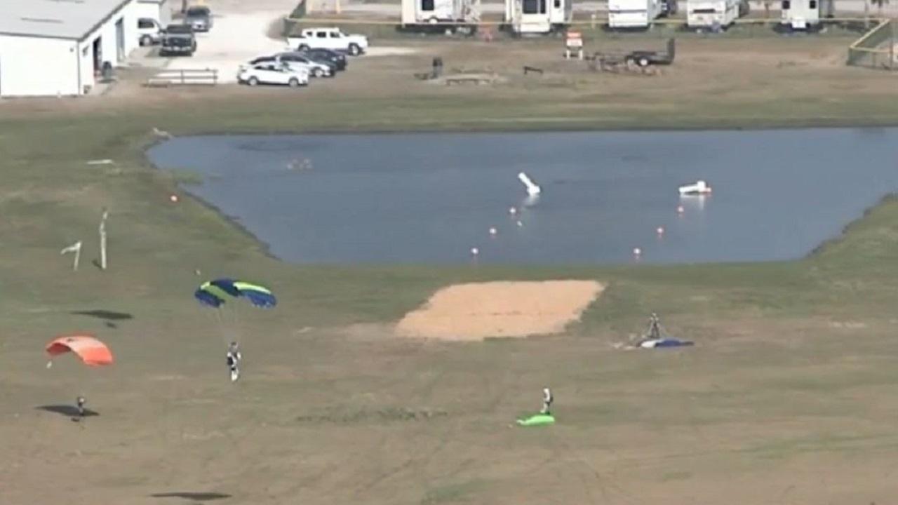 1 flown to hospital after skydiving incident in Zephyrhills