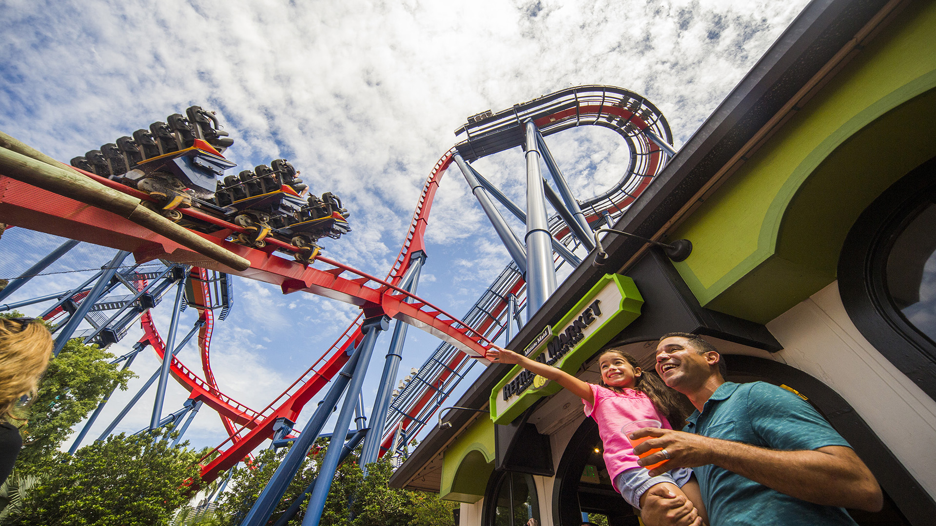 Adventure Island Closed Busch Gardens Closing Early Due To Weather