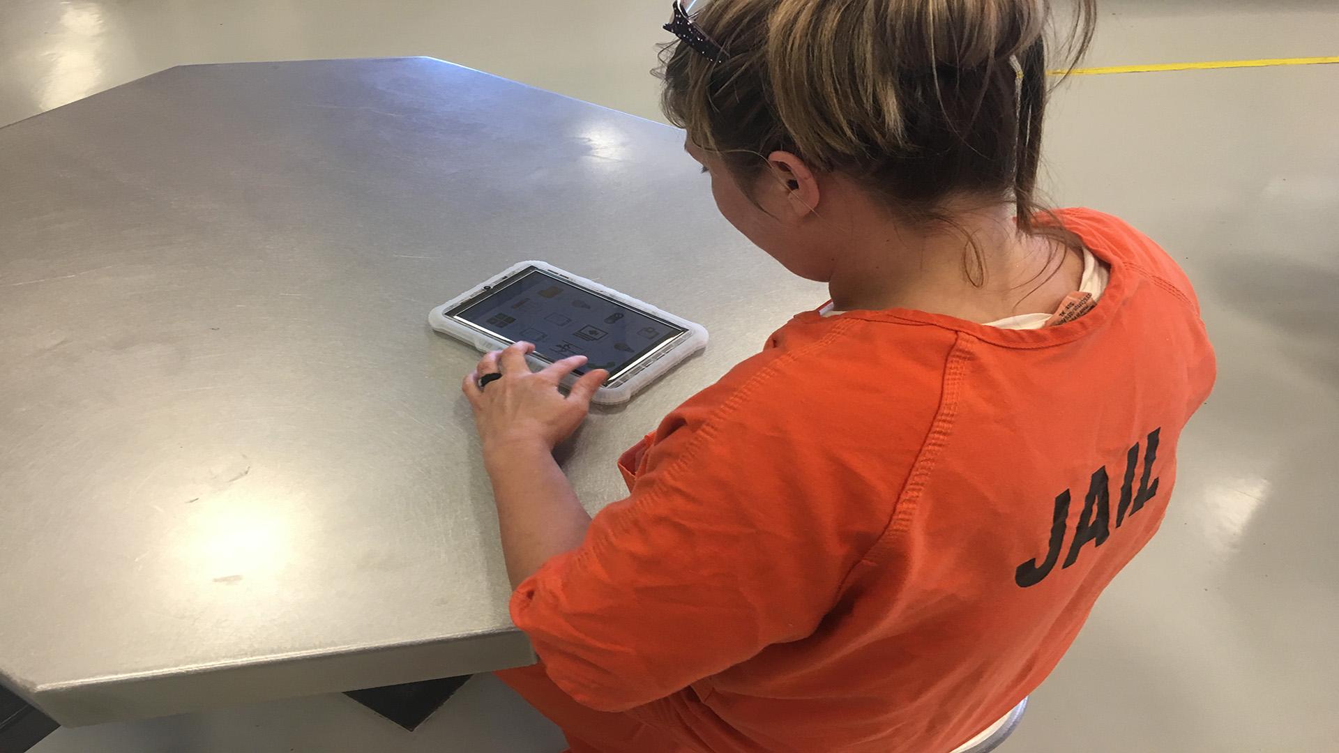 Tablets for Sarasota County jail inmates