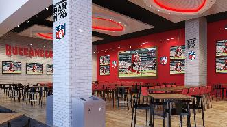 47becee0 Tampa Bay Buccaneers showcase fourth phase of Raymond James Stadium ...