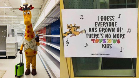 Goodbye Geoffrey Toys R Us Closes Its Last Stores Today