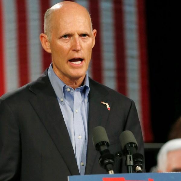 Florida Governor Scott