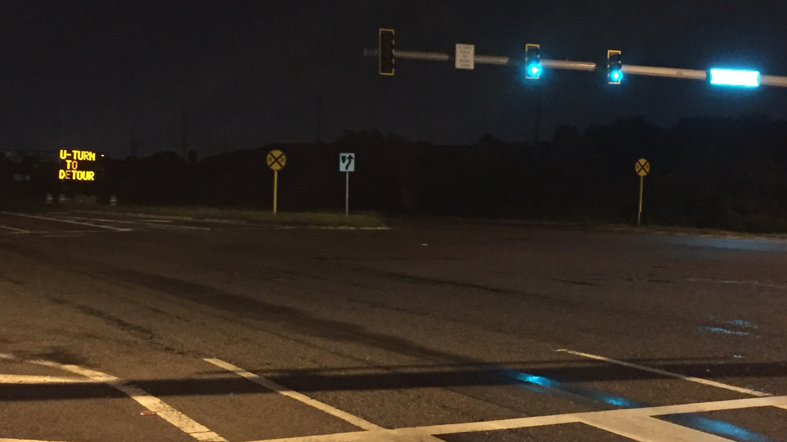 Part of US 41 in Hillsborough closing for several days