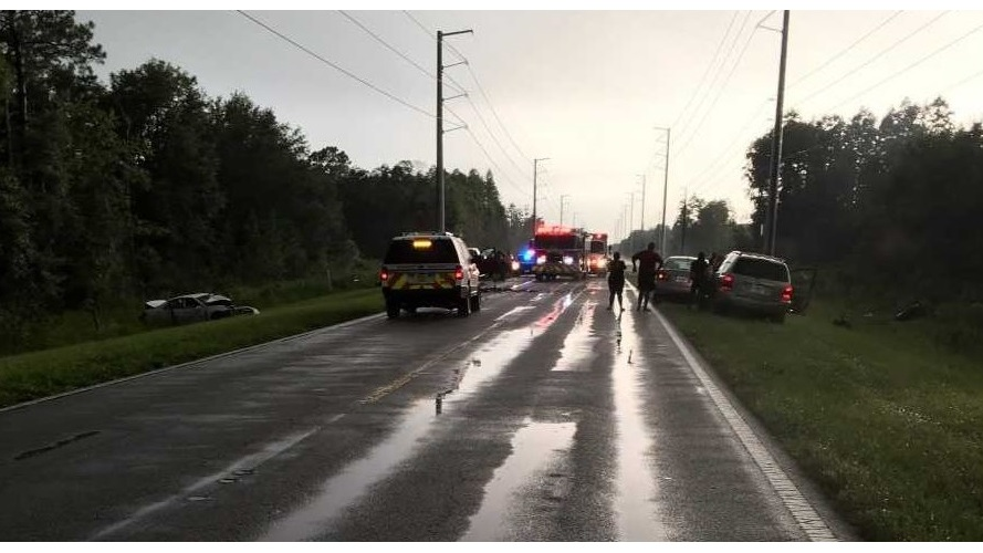 FHP: 3 killed in Pasco County crash