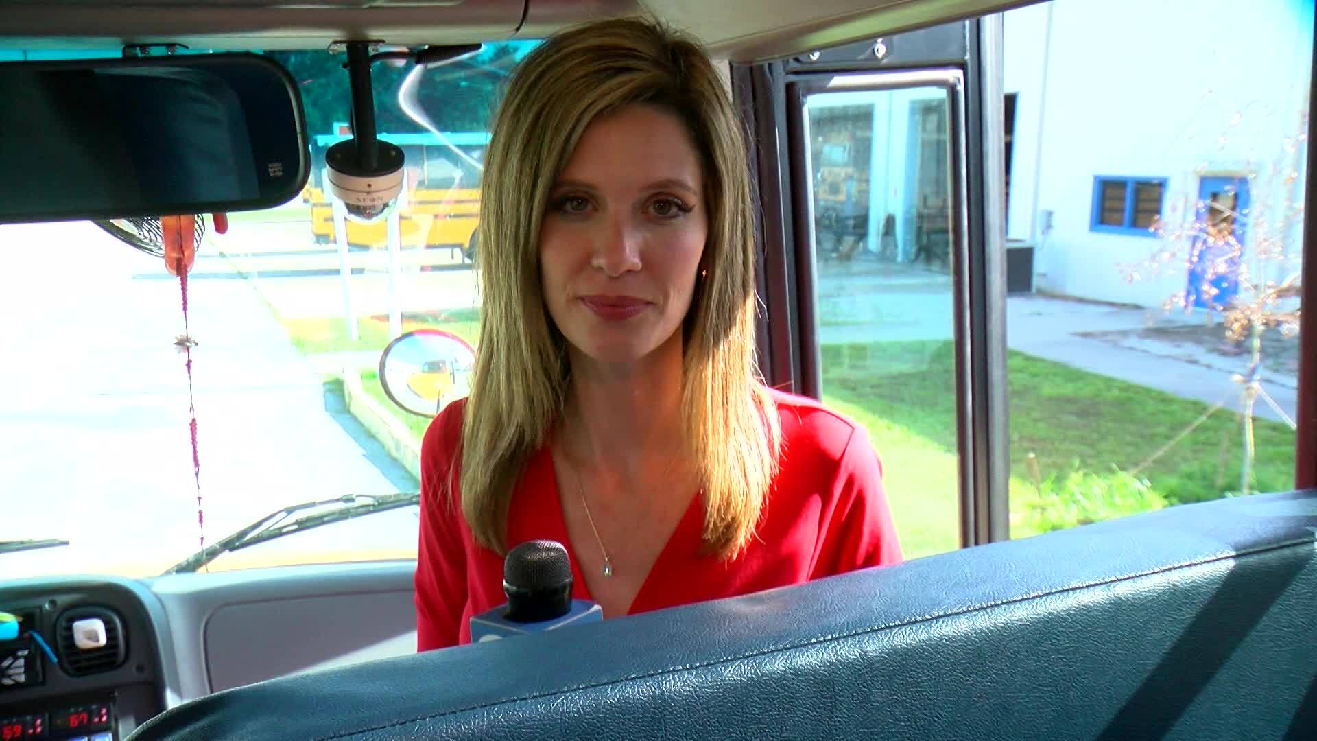 Polk County School District dealing with bus driver shortage, kids can expect to be late to school