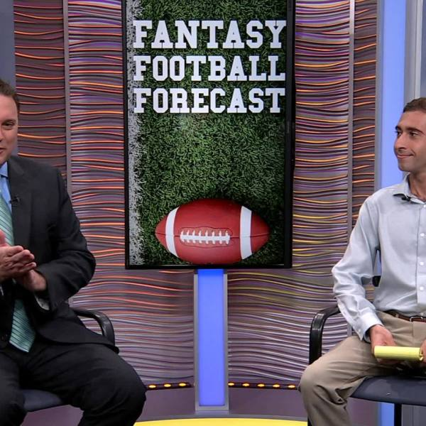 Fantasy Football Forecast for week 4 games