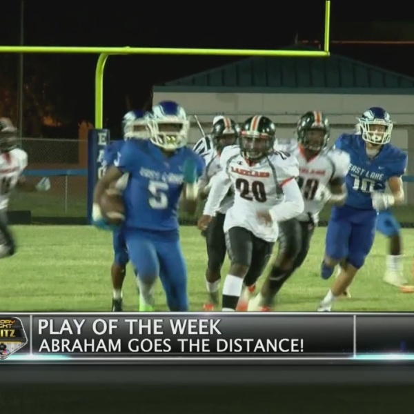 Friday Night Blitz Week 5 Play of the Week