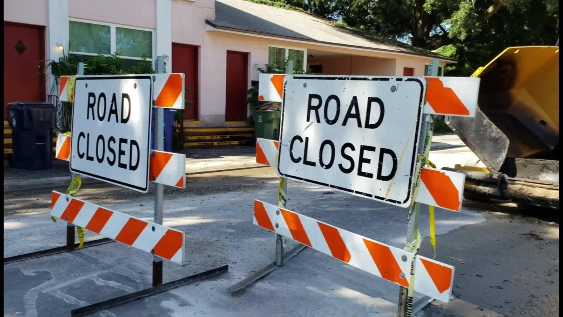 Road Rants: Swann Avenue flooding