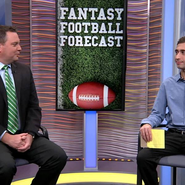 WFLA Fantasy Football Forecast for week 3