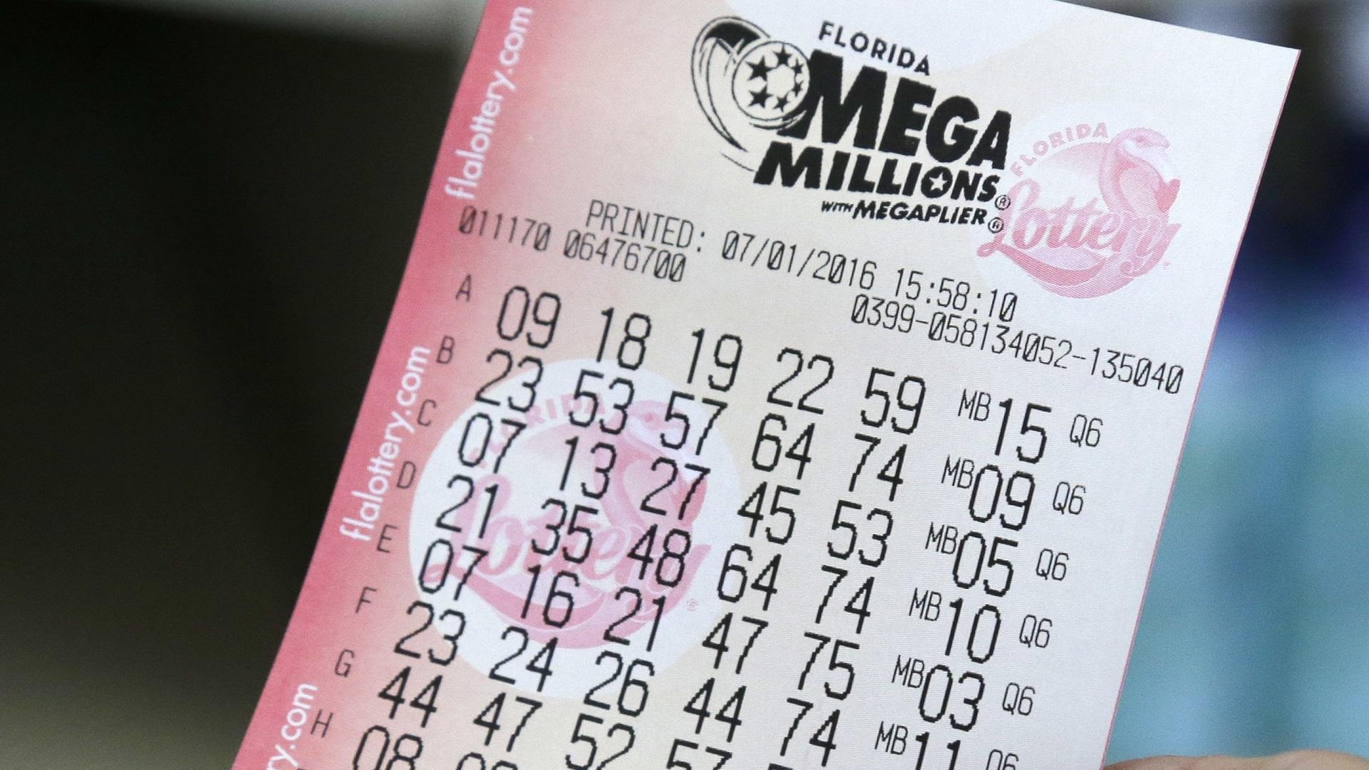 Números de Mega Millions: ¿Eres el afortunado ganador del ...