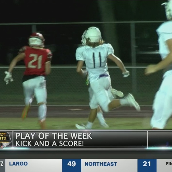 Friday Night Blitz Play of the Week: Week 9