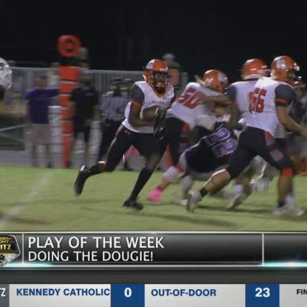 Friday Night Blitz: Week 8 Play of the Week