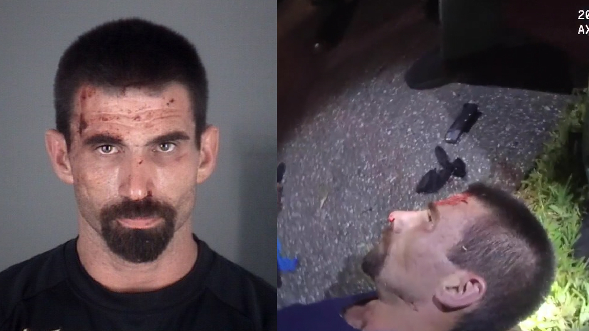 Intense body cam video captures meth arrest in Pasco County
