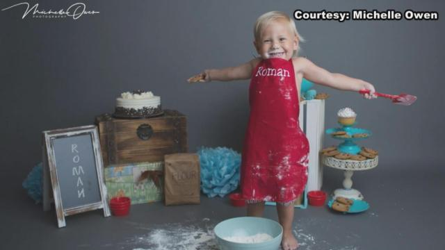 Meet 2-year-old chef and YouTube sensation Roman Belville
