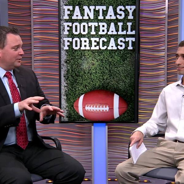 Fantasy Football Forecast gets ready for the playoff push
