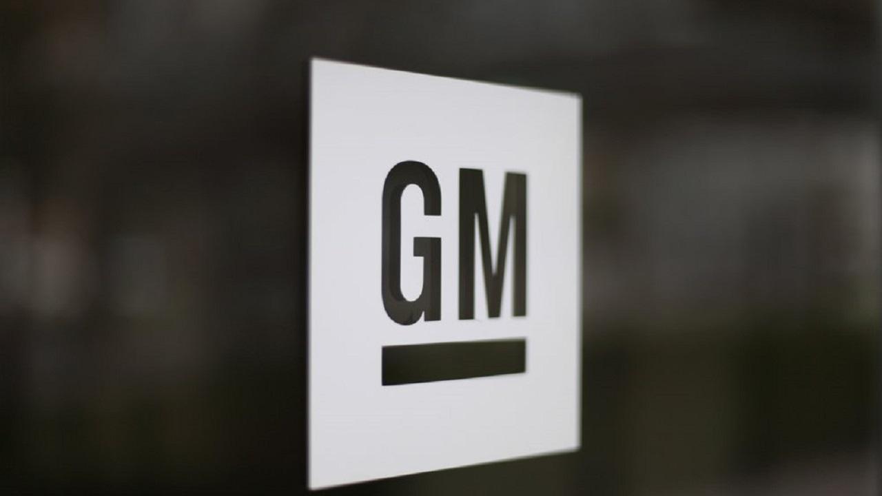 GENERAL MOTORS logo GM