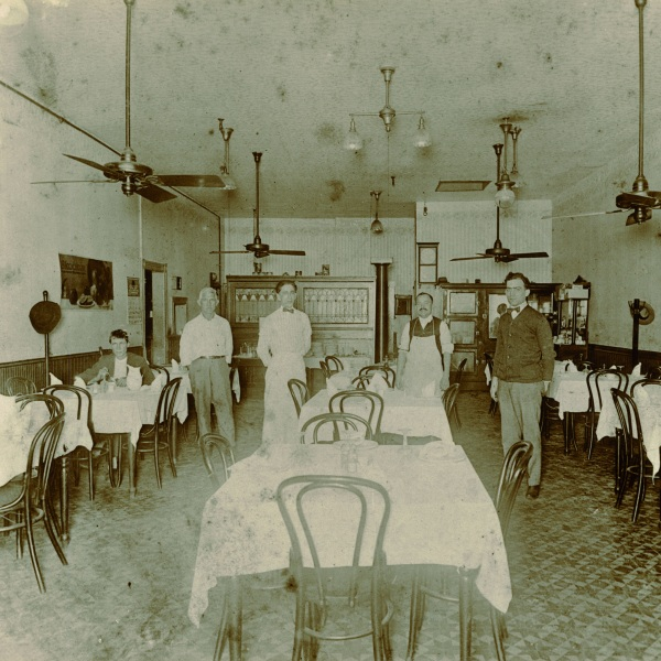 La Fonda Dining Room 1920 Columbia Ybor City with Casimiro Jr_1542383007935.jpg.jpg
