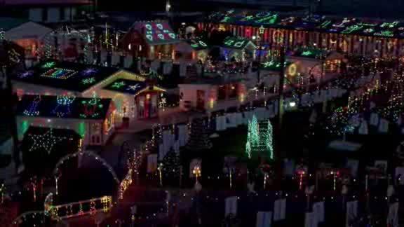 Christmas Lights In Pa.Pennsylvania Village Boasts Over 1 Million Christmas Lights