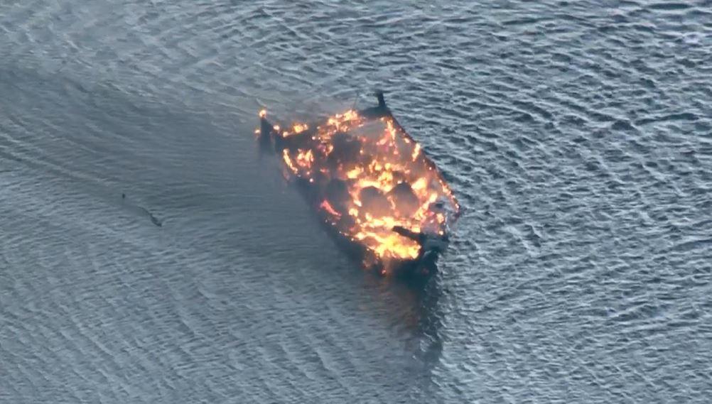 casino boat fire eagle 8_539347