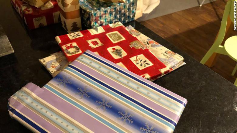 Elderly Man Leaves 2 Year Old Neighbor Christmas Presents