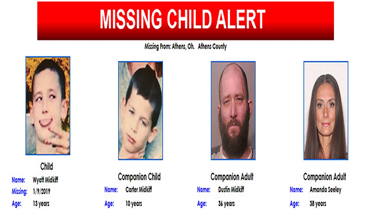 Authorities cancel Florida Missing Child Alert for 2 boys