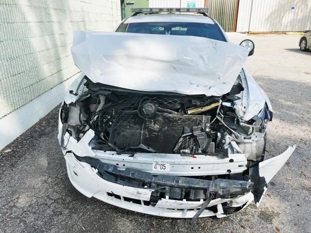 Hernando deputy among 5 injured in Spring Hill wrong-way crash