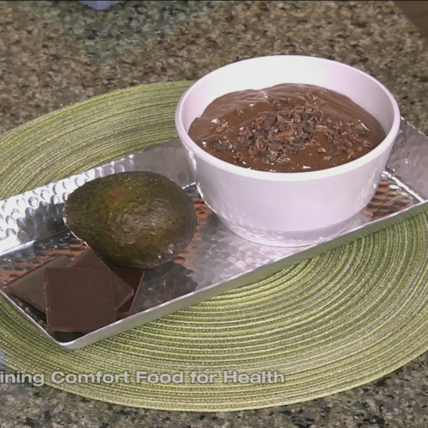 Redefining Comfort Food for Health