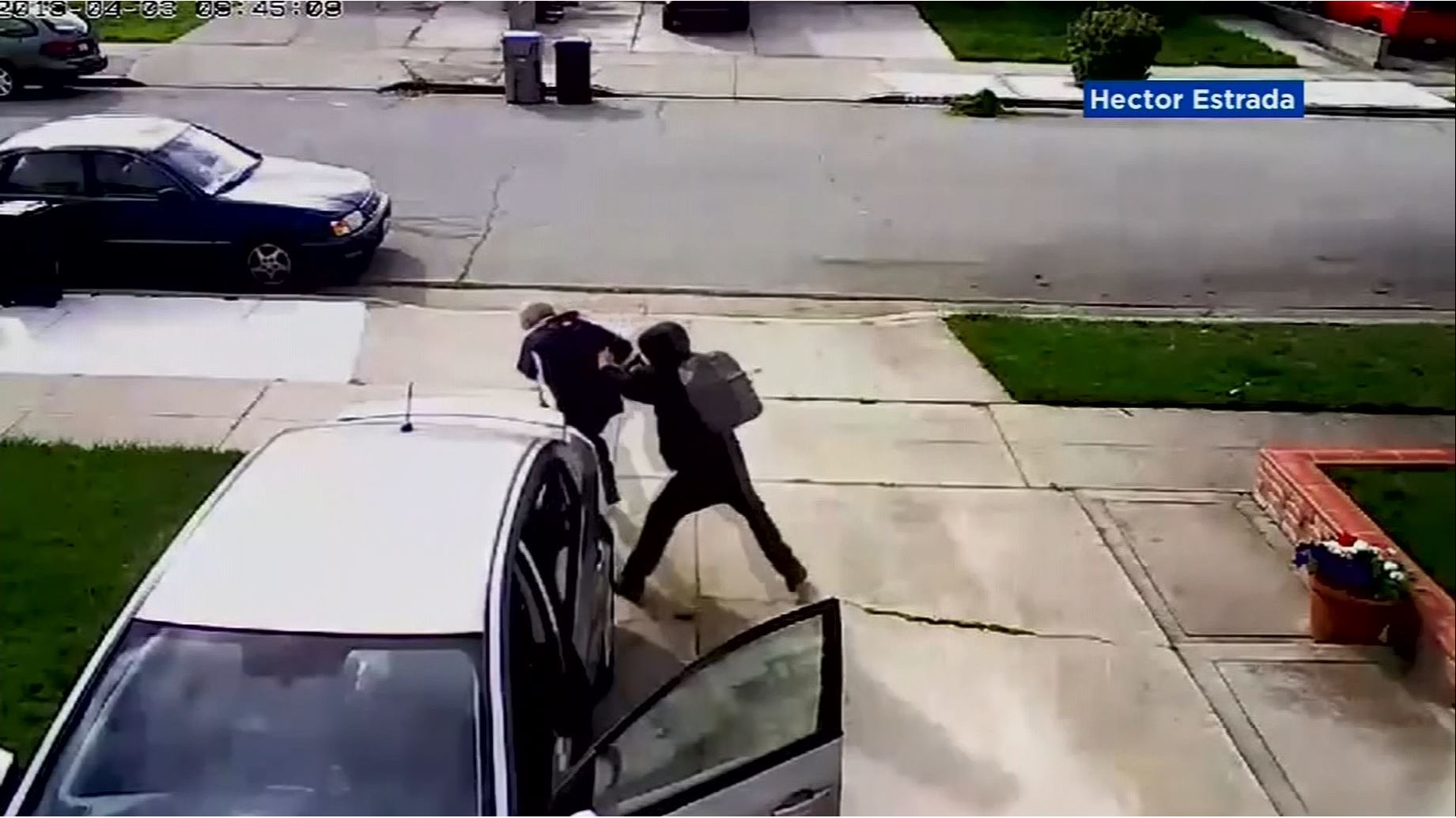 14 Year Old Arrested In Carjacking Beating Of 72 Year Old Man