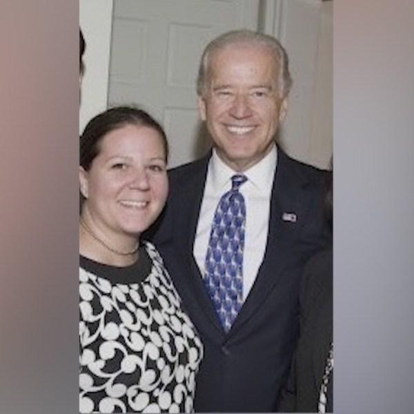 Connecticut woman accuses Joe Biden of misconduct