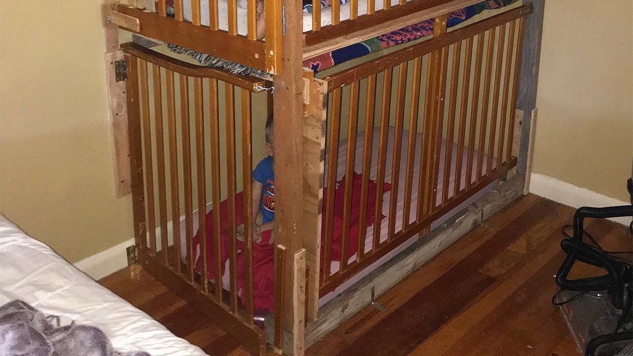 Siblings in Cages California